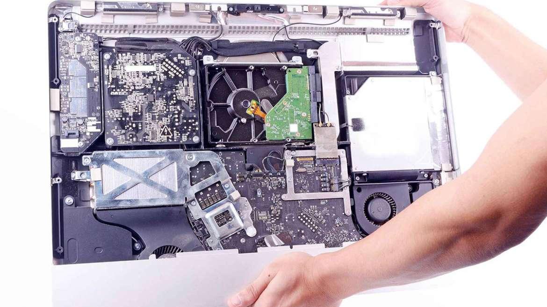 Conserto iMac