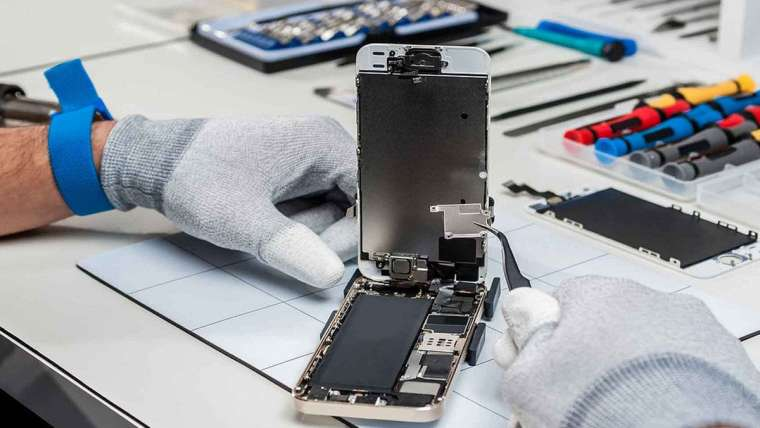 Conserto iPhone