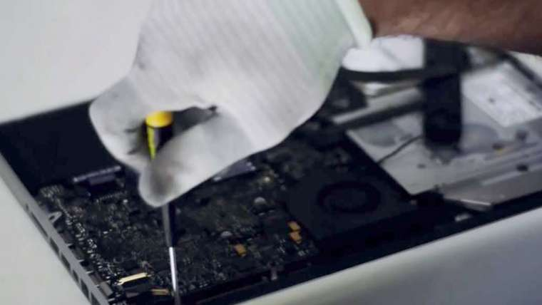 Conserto Macbook